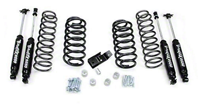 Teraflex 2 in. Lift Kit w/ Shocks (97-06 Jeep Wrangler TJ)