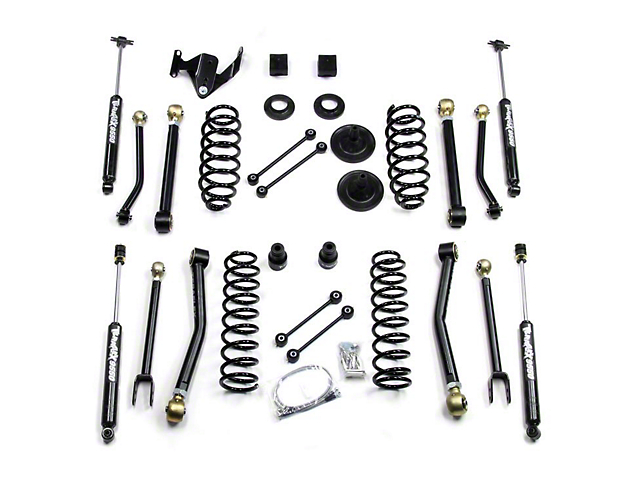 Teraflex 3 in. Suspension System w/ Shocks (07-18 Wrangler JK)