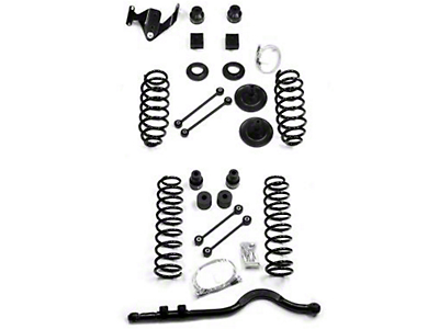 Teraflex 4 in. Lift Kit w/ Shocks (07-18 Wrangler JK 2 Door)