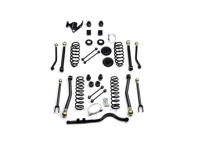 Teraflex 4 in. Suspensions System w/ Shocks (07-18 Jeep Wrangler JK 4 Door)