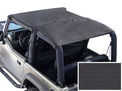 Rugged Ridge Roll Bar Top - Black Denim (92-95 Jeep Wrangler YJ)