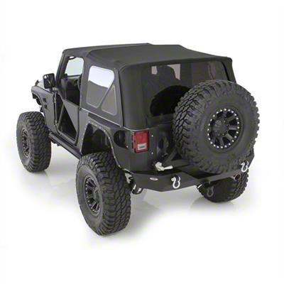 Smittybilt OEM Replacement Top w/ Tinted Windows (07-09 Jeep Wrangler JK 2 Door)