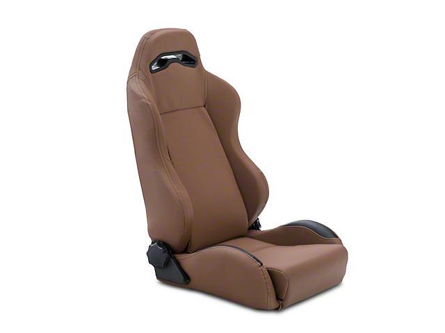 Rugged Ridge Sport Seat - Spice (87-02 Jeep Wrangler YJ & TJ)