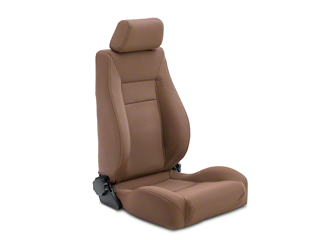 Rugged Ridge XHD Ultra Reclining Front Seat - Spice (97-06 Jeep Wrangler TJ)