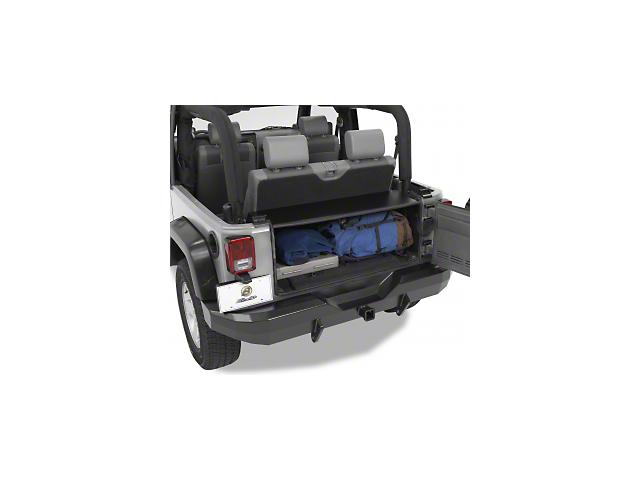 Bestop Instatrunk (97-06 Jeep Wrangler TJ)