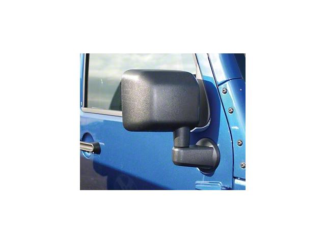 Bestop HighRock 4x4 Replacement Mirrors (07-18 Jeep Wrangler JK)