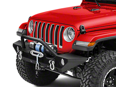 Barricade Trail Force HD Front Bumper (2018 Wrangler JL)