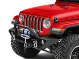 Barricade Off-Road Trail Force HD Front Bumper (18-21 Jeep Wrangler JL)