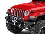 Barricade Trail Force HD Front Bumper (18-21 Jeep Wrangler JL)