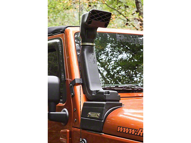 Rugged Ridge XHD Snorkel (07-18 Jeep Wrangler JK)