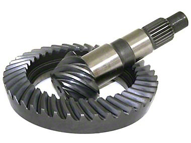 G2 Dana 30 Front Ring Gear and Pinion Kit - 4.56 Reverse Gears (87-95 Jeep Wrangler YJ)