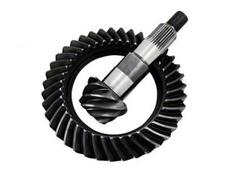 G2 Axle and Gear Dana 44 Rear Axle Ring Gear and Pinion Kit - 4.09 Gears (97-06 Jeep Wrangler TJ, Excluding Rubicon)