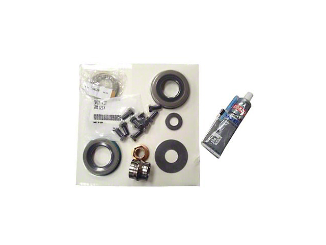 G2 Axle and Gear Dana 44 Front Minor Install Kit (07-18 Jeep Wrangler JK Rubicon)