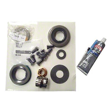G2 Dana 44 Front Minor Install Kit (07-18 Jeep Wrangler JK Rubicon)