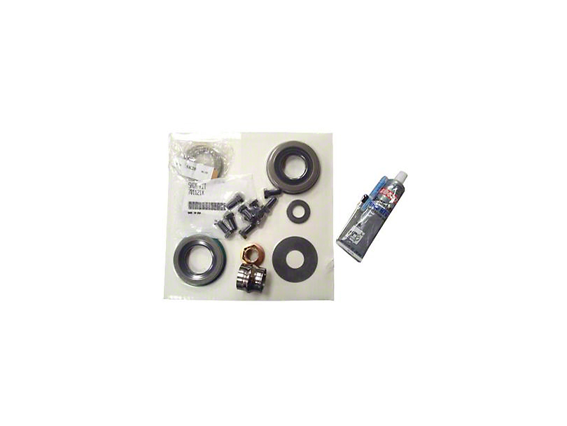 G2 Dana 44 Rear Minor Install Kit (07-18 Wrangler JK, Excluding Rubicon)