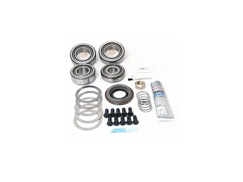 G2 Axle and Gear Dana 30 Master Install Kit (97-06 Jeep Wrangler TJ)