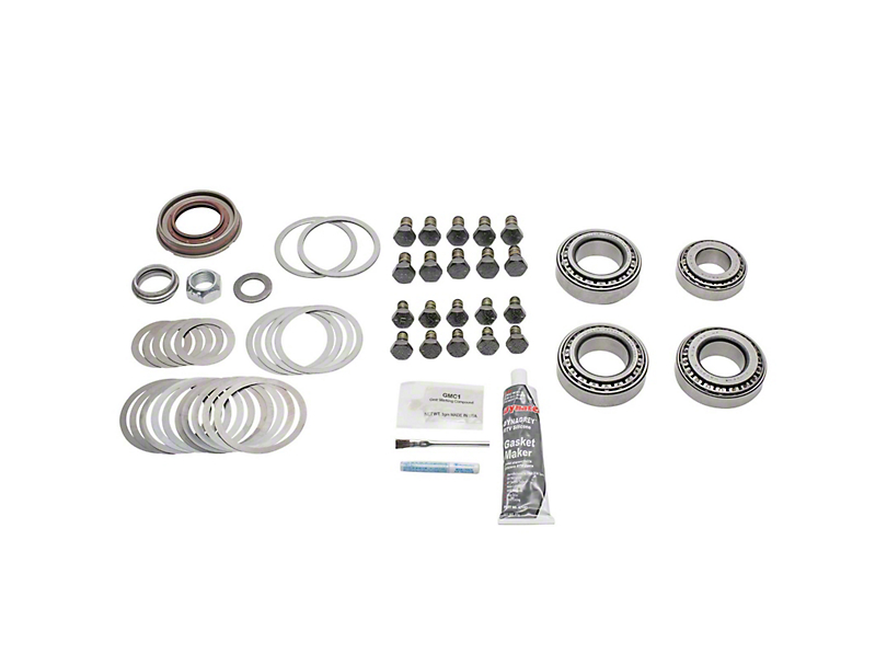 G2 Dana 44 Rear Master Install Kit (07-18 Jeep Wrangler JK, Excluding Rubicon)