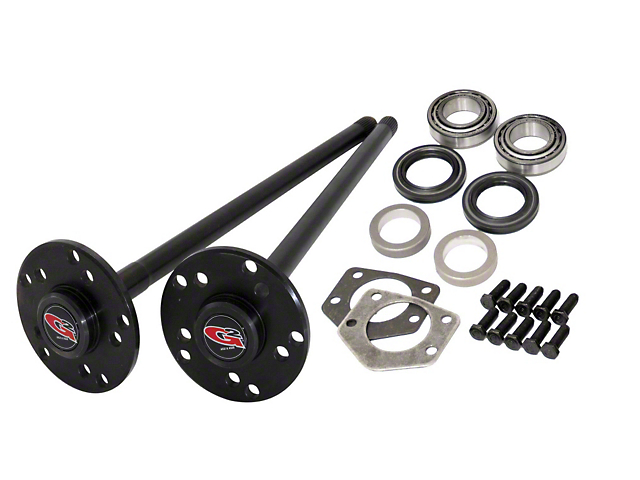 G2 Axle and Gear 35 Spline Rear Axle Kit for Dana 44 (97-06 Jeep Wrangler TJ, Excluding Rubicon)