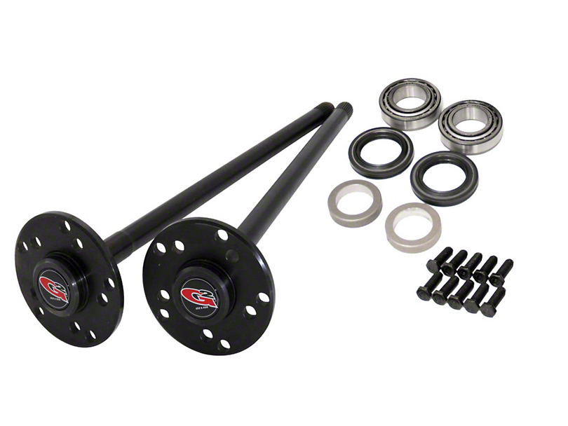 G2 Axle and Gear 30 Spline Rear Axle Kit for Dana 44 (07-18 Jeep Wrangler JK, Excluding Rubicon)