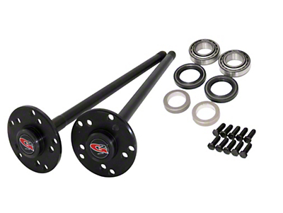 G2 30 Spline Rear Axle Kit for Dana 44 (07-18 Jeep Wrangler JK, Excluding Rubicon)