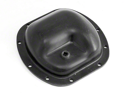 Alloy USA HD Dana 30 Differential Cover - 5/16 in. Stamped Steel (87-18 Wrangler YJ, TJ & JK)