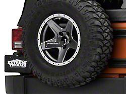Rugged Ridge Rear Spare Tire Light Mount (07-18 Jeep Wrangler JK)
