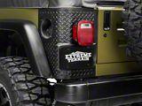 Rugged Ridge Rear Corner Guards (97-06 Jeep Wrangler TJ)