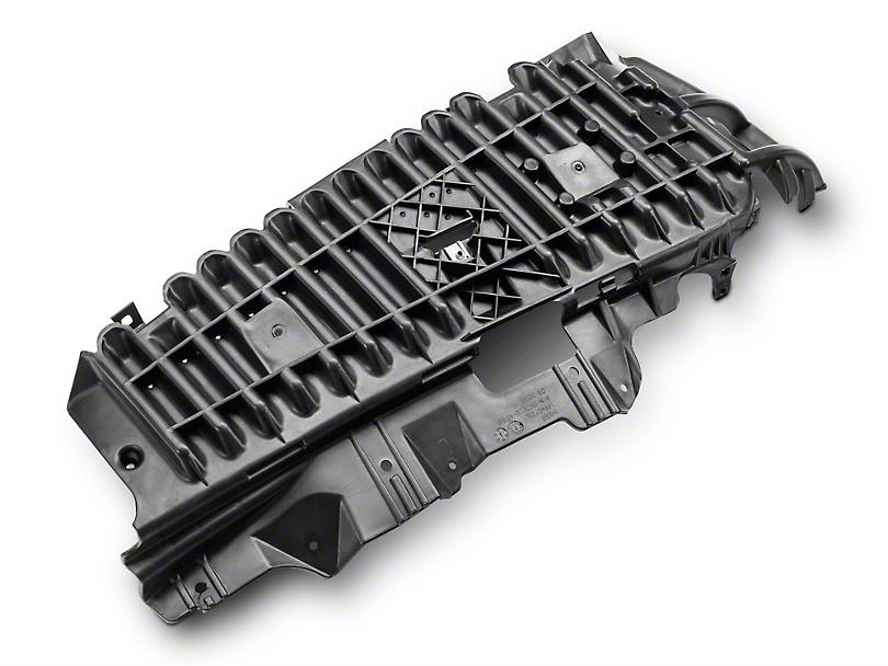 Rugged Ridge Fender Flare Support Bracket; Driver Side (07-18 Jeep Wrangler JK)