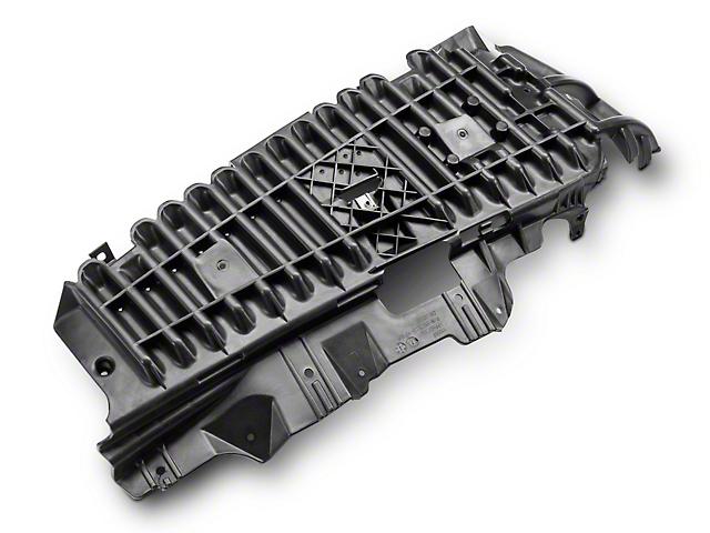 Rugged Ridge Fender Flare Support Bracket; Front Driver Side (07-18 Jeep Wrangler JK)