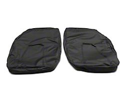 Rugged Ridge Front Door Storage Bag Kit (07-19 Jeep Wrangler JK & JL)