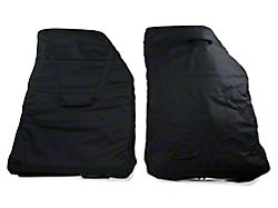 Rugged Ridge Rear Door Storage Bag Kit (07-19 Jeep Wrangler JK & JL)