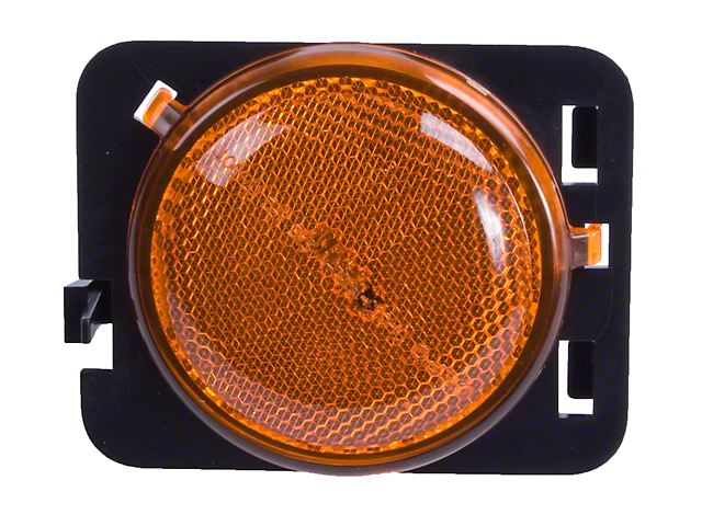 Amber Side Marker Light - Driver Side (07-13 Jeep Wrangler JK)