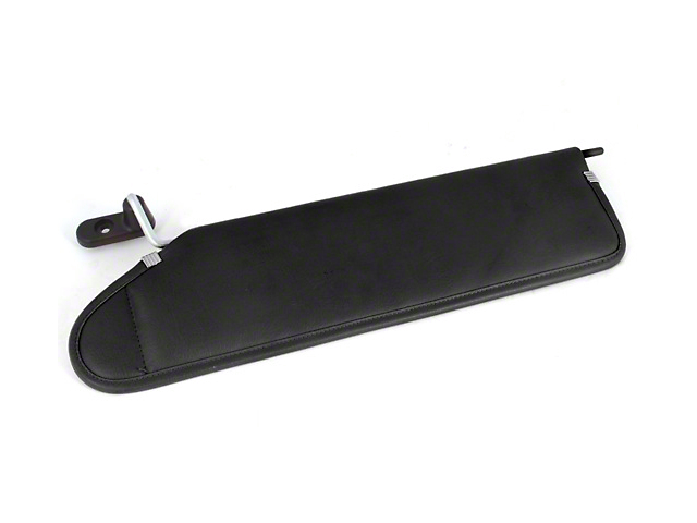 Rugged Ridge Sunvisor Set - Black (03-06 Jeep Wrangler TJ)