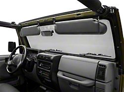 Rugged Ridge Sunvisor Set - Agate (97-02 Jeep Wrangler TJ)