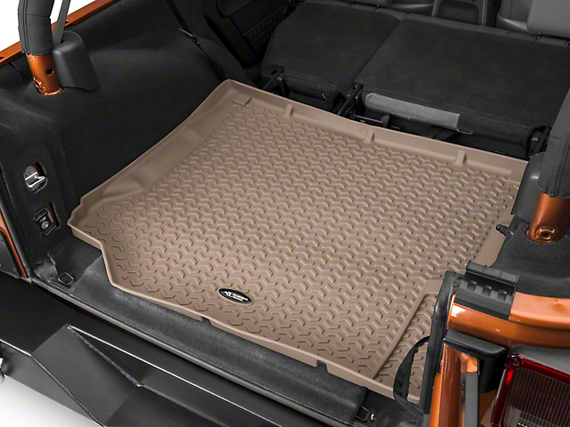 Rugged Ridge Cargo Liner - Tan (07-10 Wrangler JK)