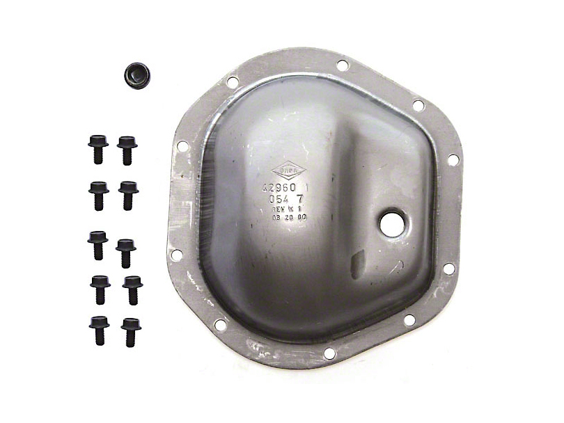 Dana 44 Rear Axle Differential Cover (97-06 Jeep Wrangler TJ)