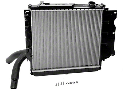 Omix-ADA Replacement Radiator (97-06 Wrangler TJ)