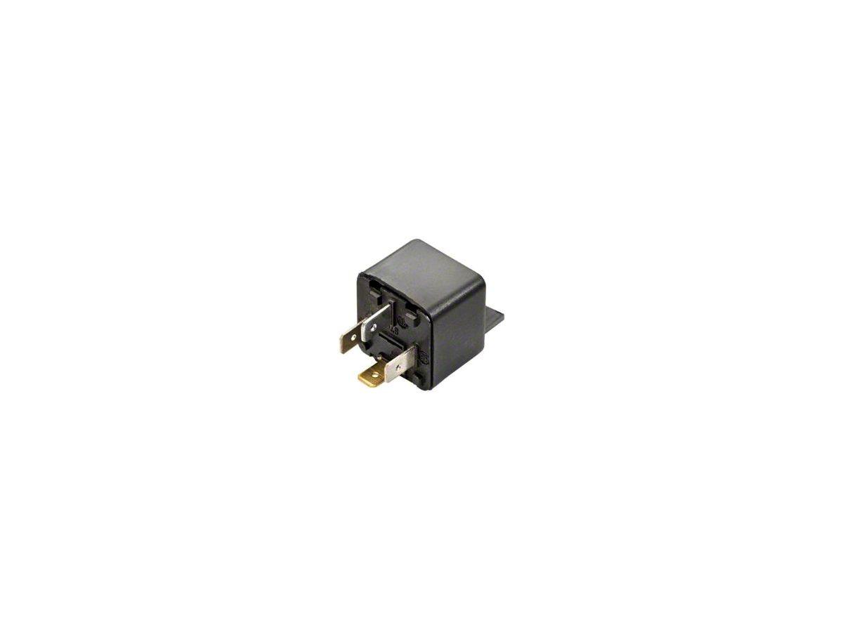 Horn Relay (87-95 Jeep Wrangler YJ) on toyota tacoma fuel pump relay, toyota radiator, toyota thermostat, toyota sienna fuses, toyota ignition coil, toyota oxygen sensor,
