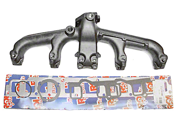 Omix-ADA Exhaust Manifold Kit (87-90 4.2L Wrangler YJ)