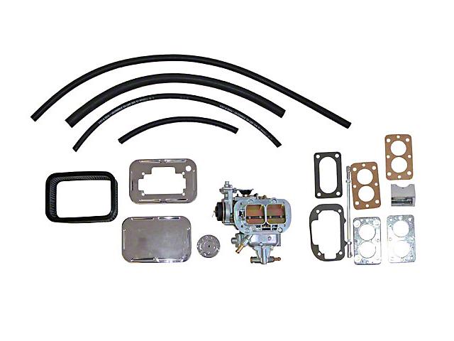 EMPI Carburetor - 300CFM (87-90 4.2L Jeep Wrangler YJ)
