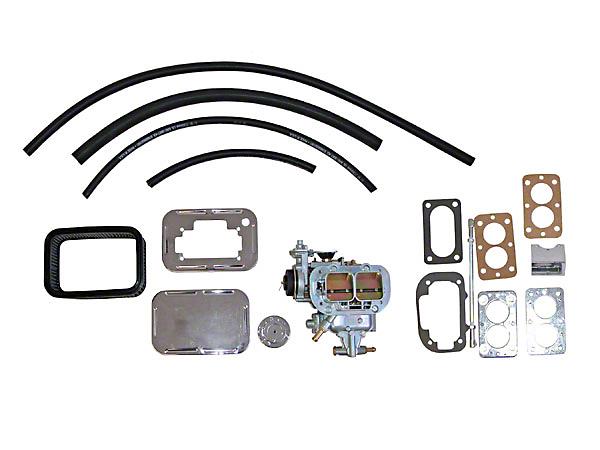 Omix-ADA EMPI Carburetor - 300CFM (87-90 4.2L Wrangler YJ)