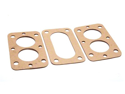 Omix-ADA Weber Carburetor Adapter Gasket for K551 Carb (87-90 4.2L Jeep Wrangler YJ)
