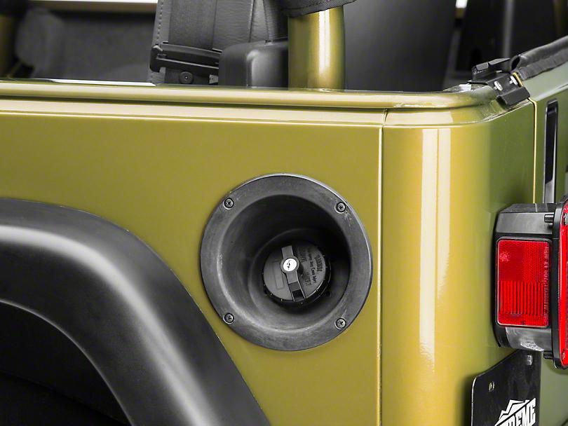Locking Gas Cap (97-01 Jeep Wrangler TJ)