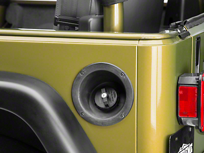 Omix-ADA Locking Gas Cap (97-01 Jeep Wrangler TJ)