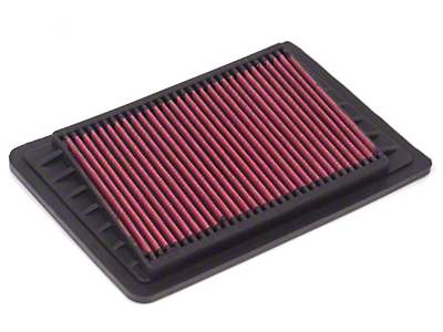 Rugged Ridge Reusable Synthetic Air Filter (03-06 2.4L Jeep Wrangler TJ)