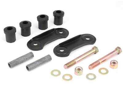 Omix-ADA Leaf Spring Shackle Kit (87-95 Wrangler YJ)