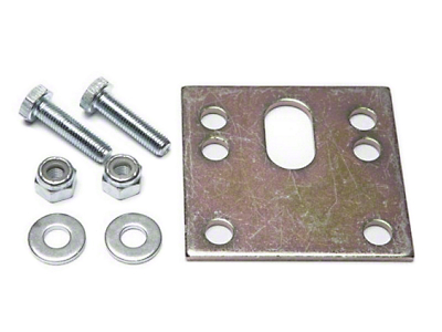 Rugged Ridge Transfer Case Linkage Drop Bracket (87-06 Jeep Wrangler YJ & TJ)