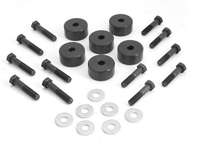 Rugged Ridge Transfer Case Lowering Kit (87-06 Wrangler YJ & TJ)