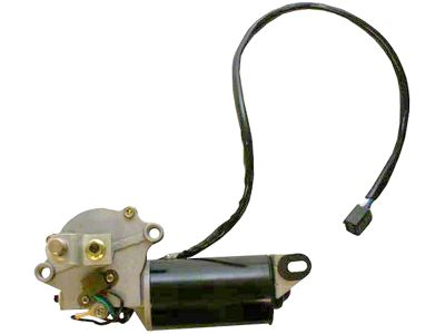 Yj Wiper Motor Wiring Diagram