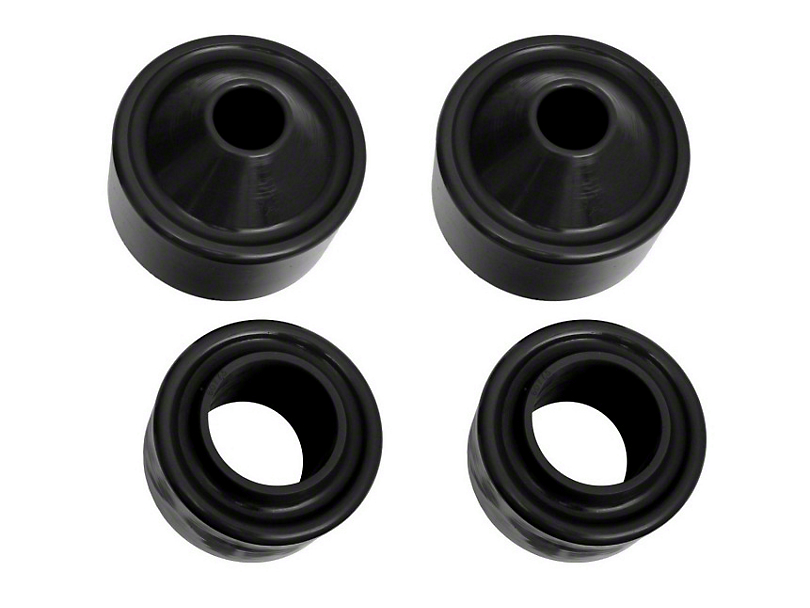 Rugged Ridge 1.75 In. Coil Spring Spacer Kit (07-18 Jeep Wrangler JK)